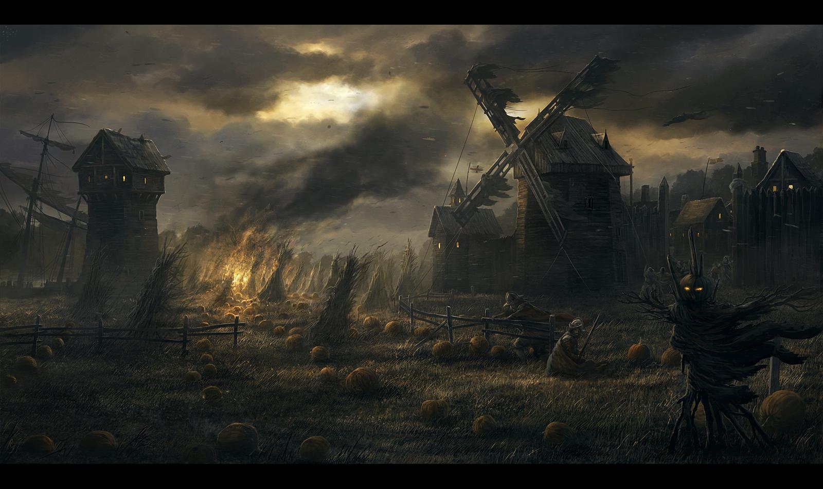 The Storm by RadoJavor 1600x950