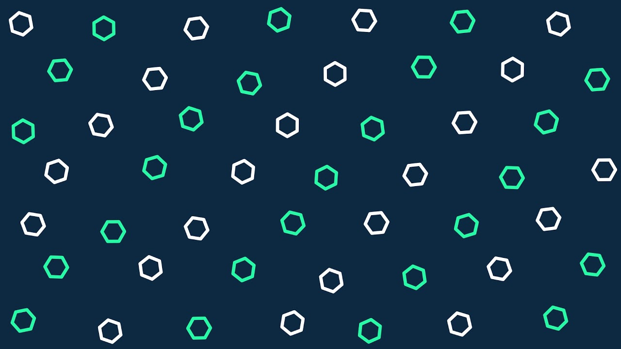 Animated Shape Backgrounds for After Effects 1280x720