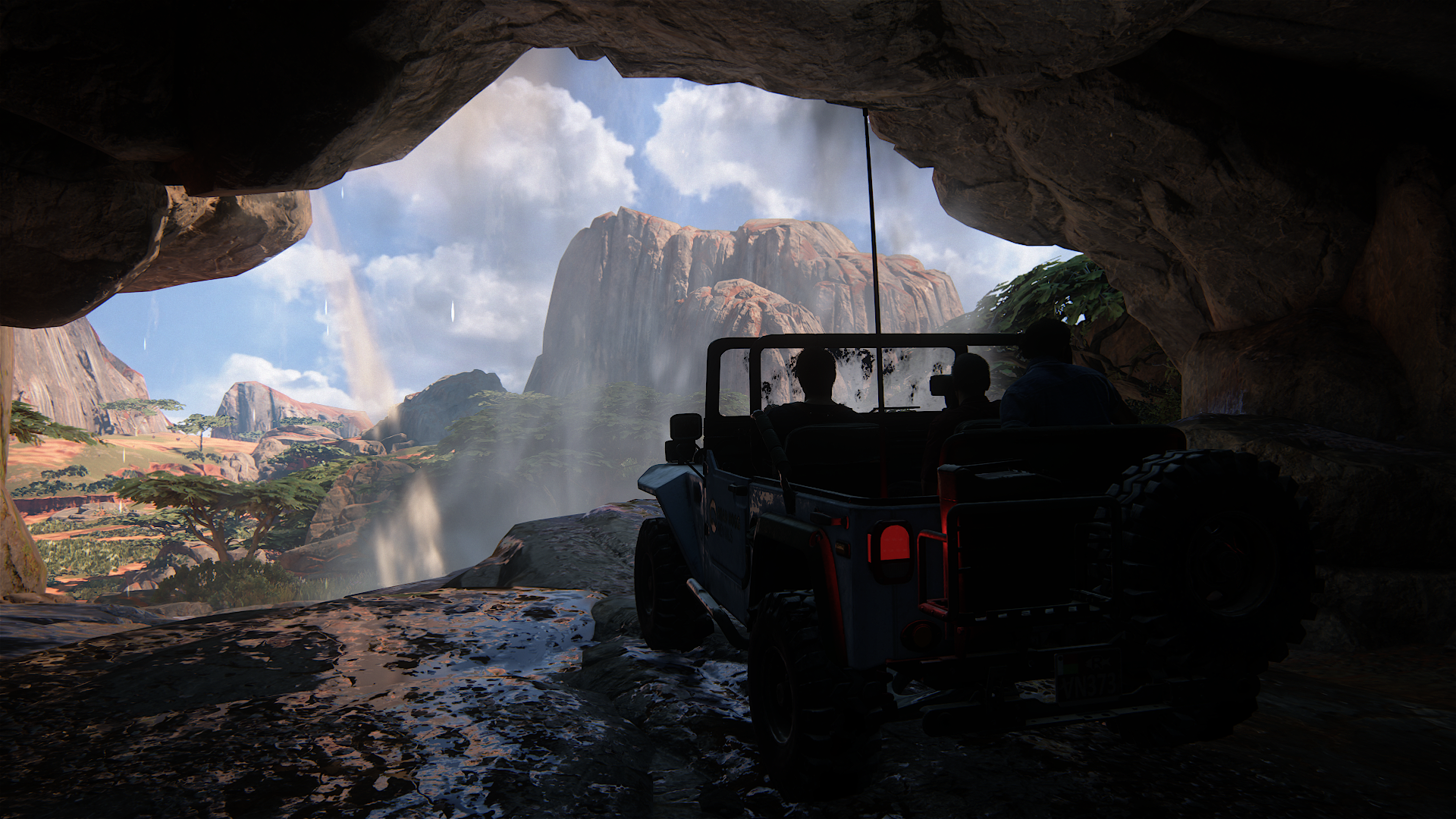 Uncharted 4 PS4 Wallpapers   PS4 Home 1920x1080