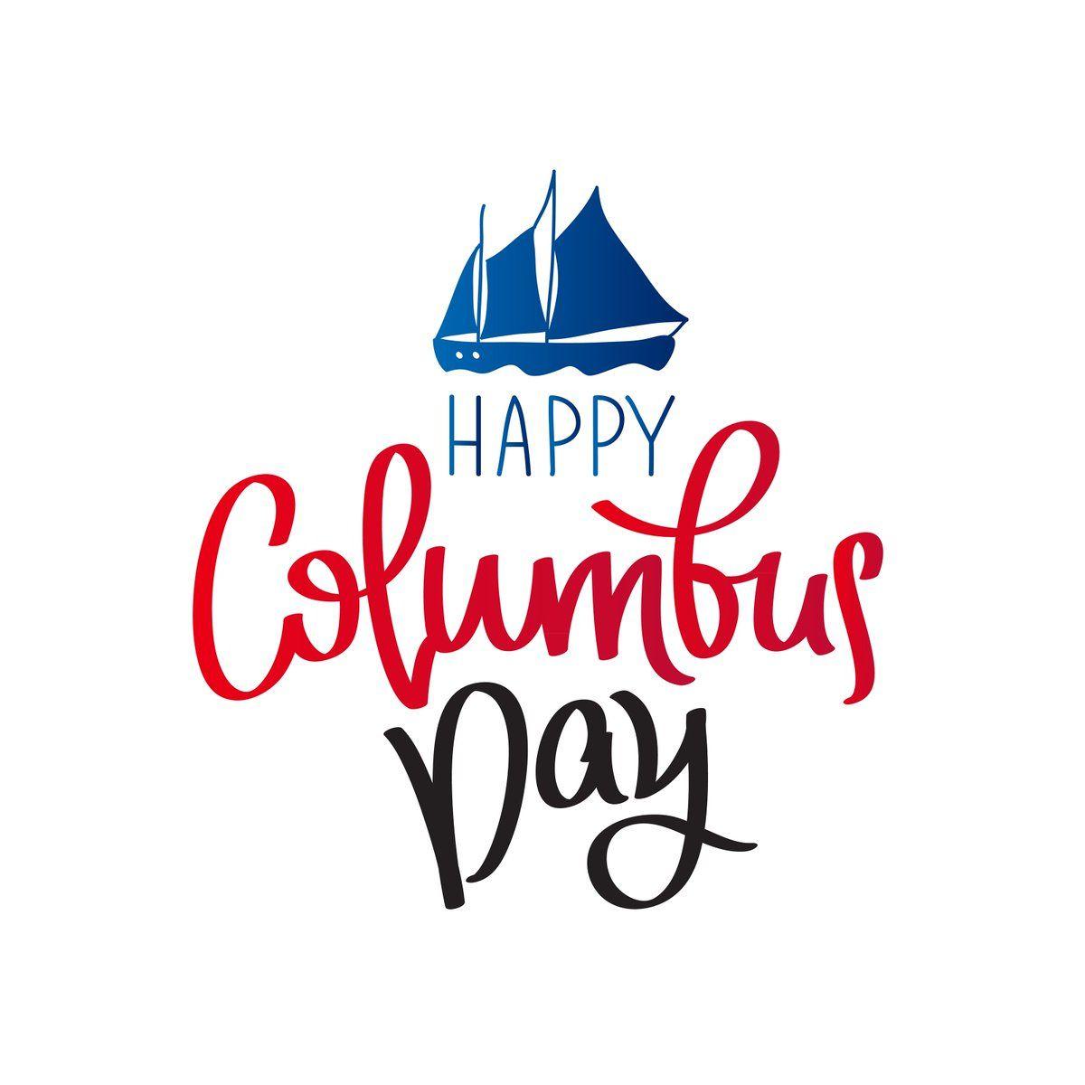 Columbus Day Clipart Columbus day Happy columbus day Columbus 1200x1200