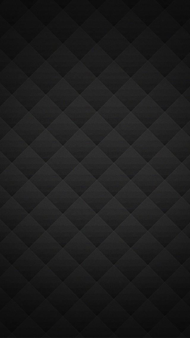 Dark Square Pattern Wallpaper   iPhone Wallpapers 640x1136