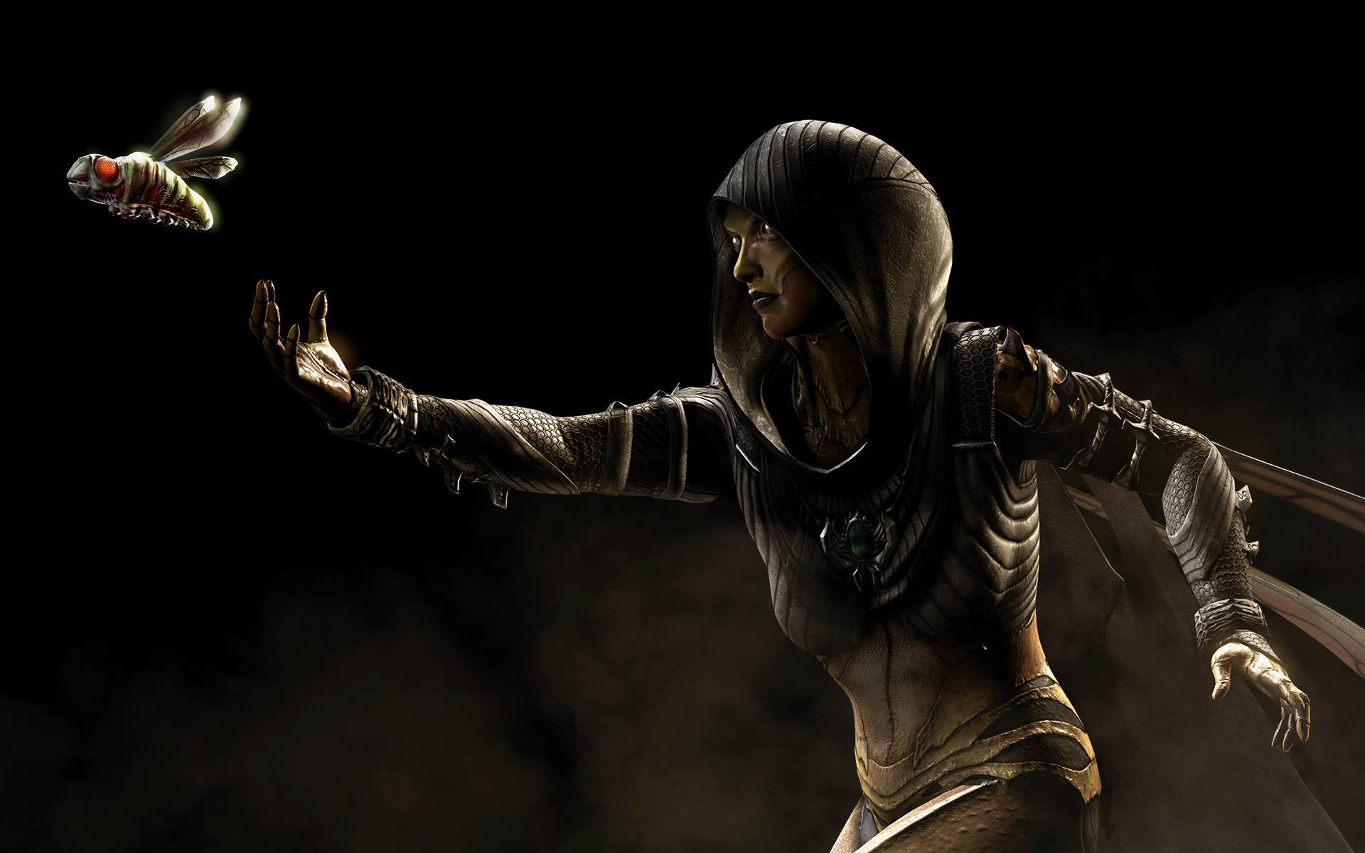 Mortal Kombat X wallpapers featuring oldnew characters image 4 1920x1200