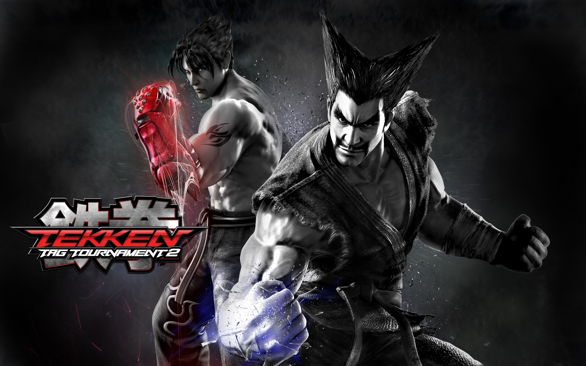 Tekken Tag Tournament 2 Wallpaper by pvlimota 1920x1200