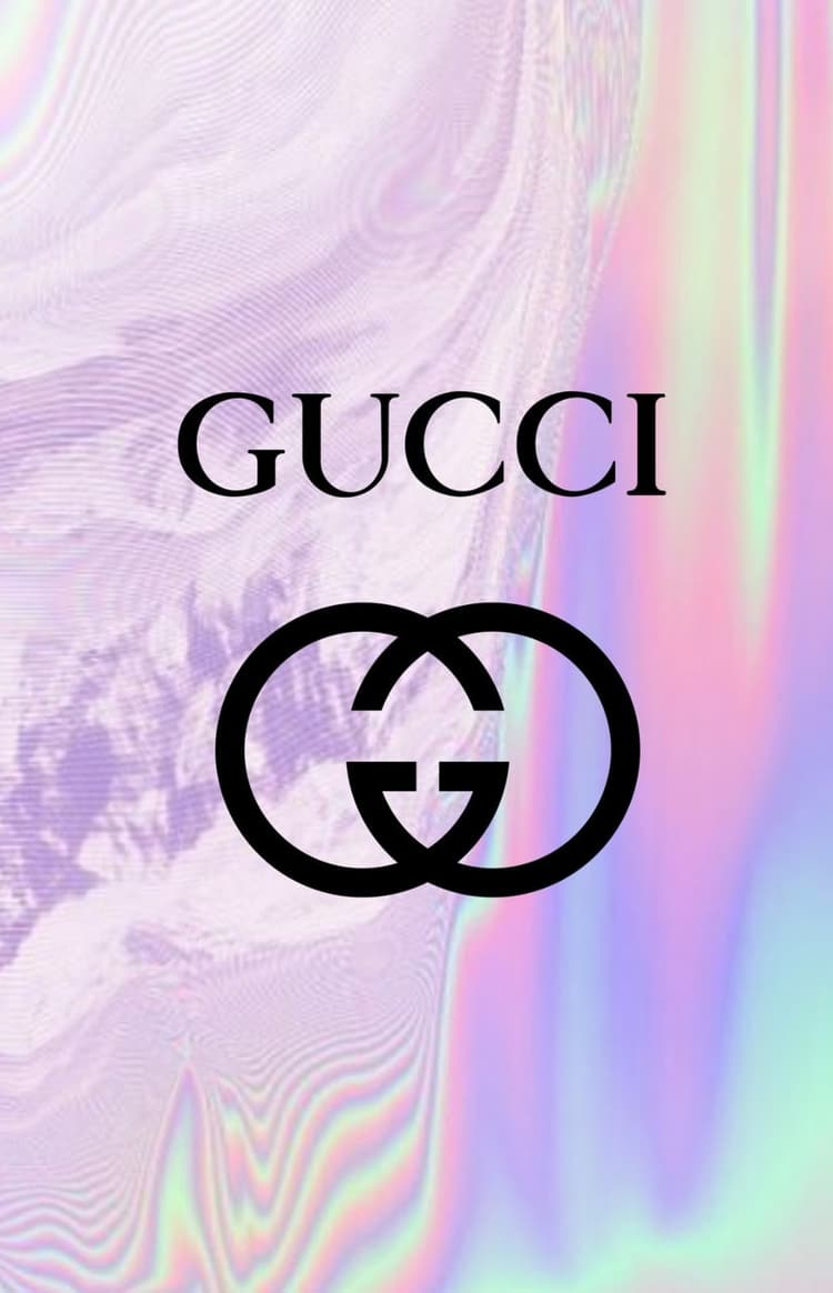 Gucci And Wallpaper Image   Gucci Logo Gucci wallpaper 750x1164