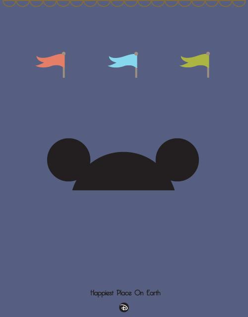 Disney Minimalist by jkerp19 on deviantART 500x640
