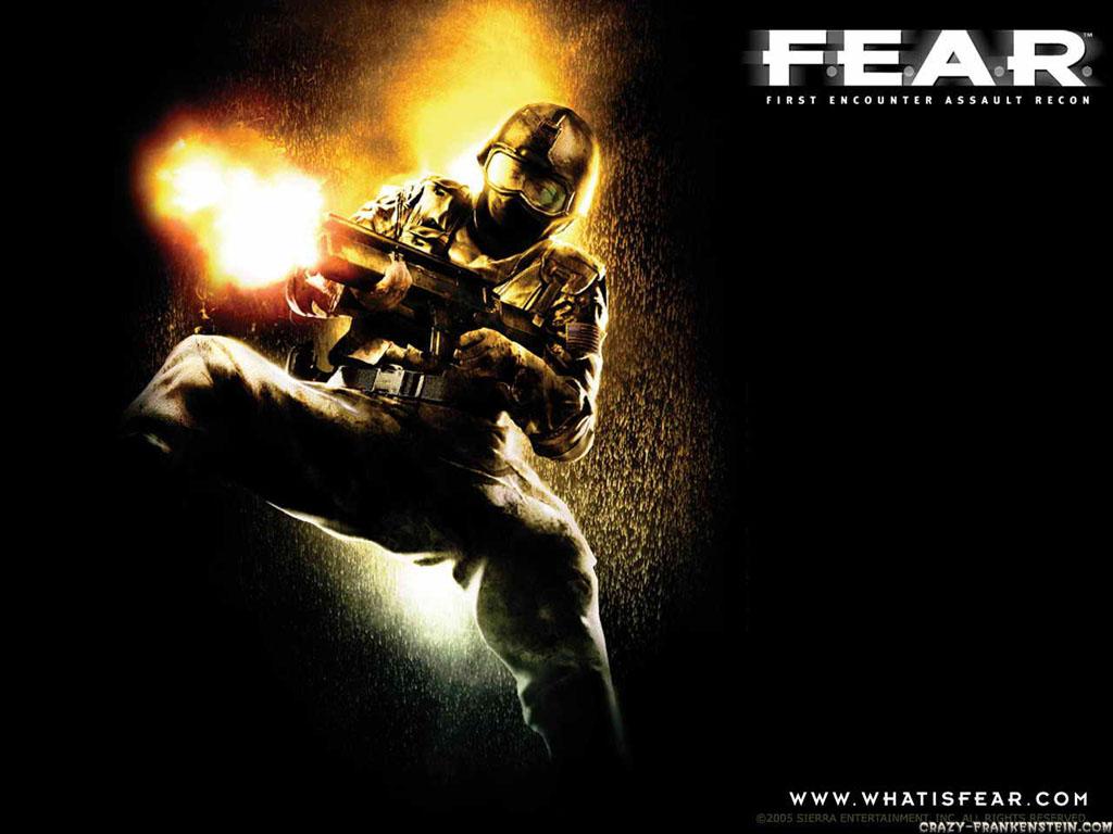 Fear Game Wallpaper Wallpaper Cartoon 1024x768