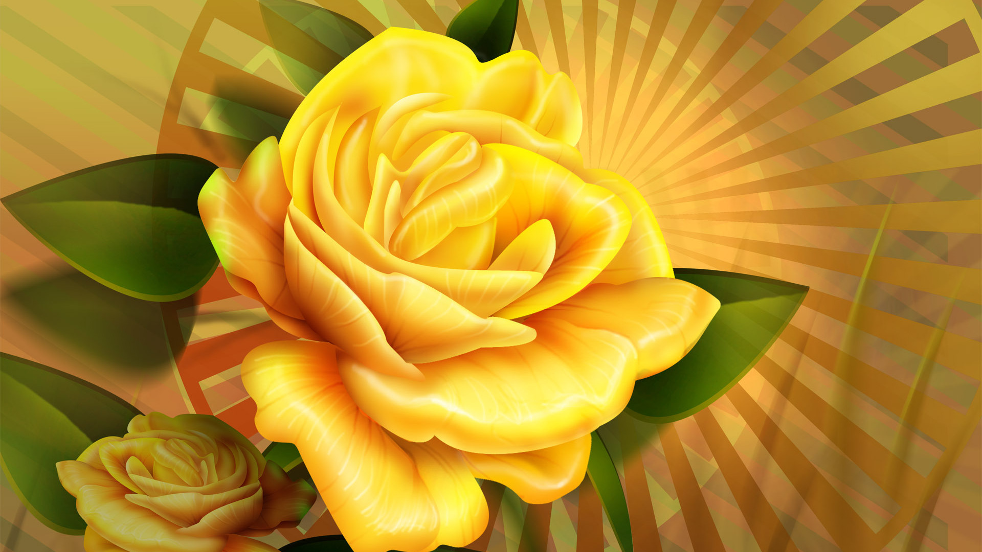 74+] Yellow Roses Wallpaper on WallpaperSafari