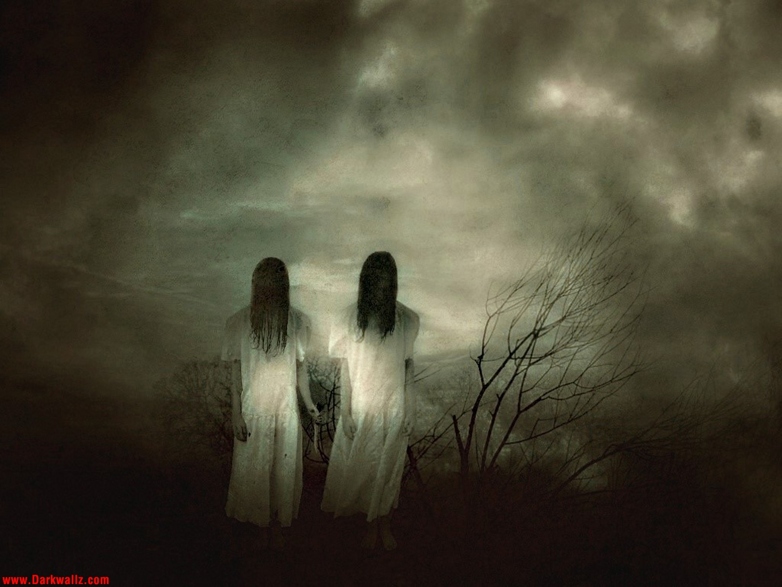 Scary black themed horror wallpapers 1 Design Utopia Trend 1600x1200