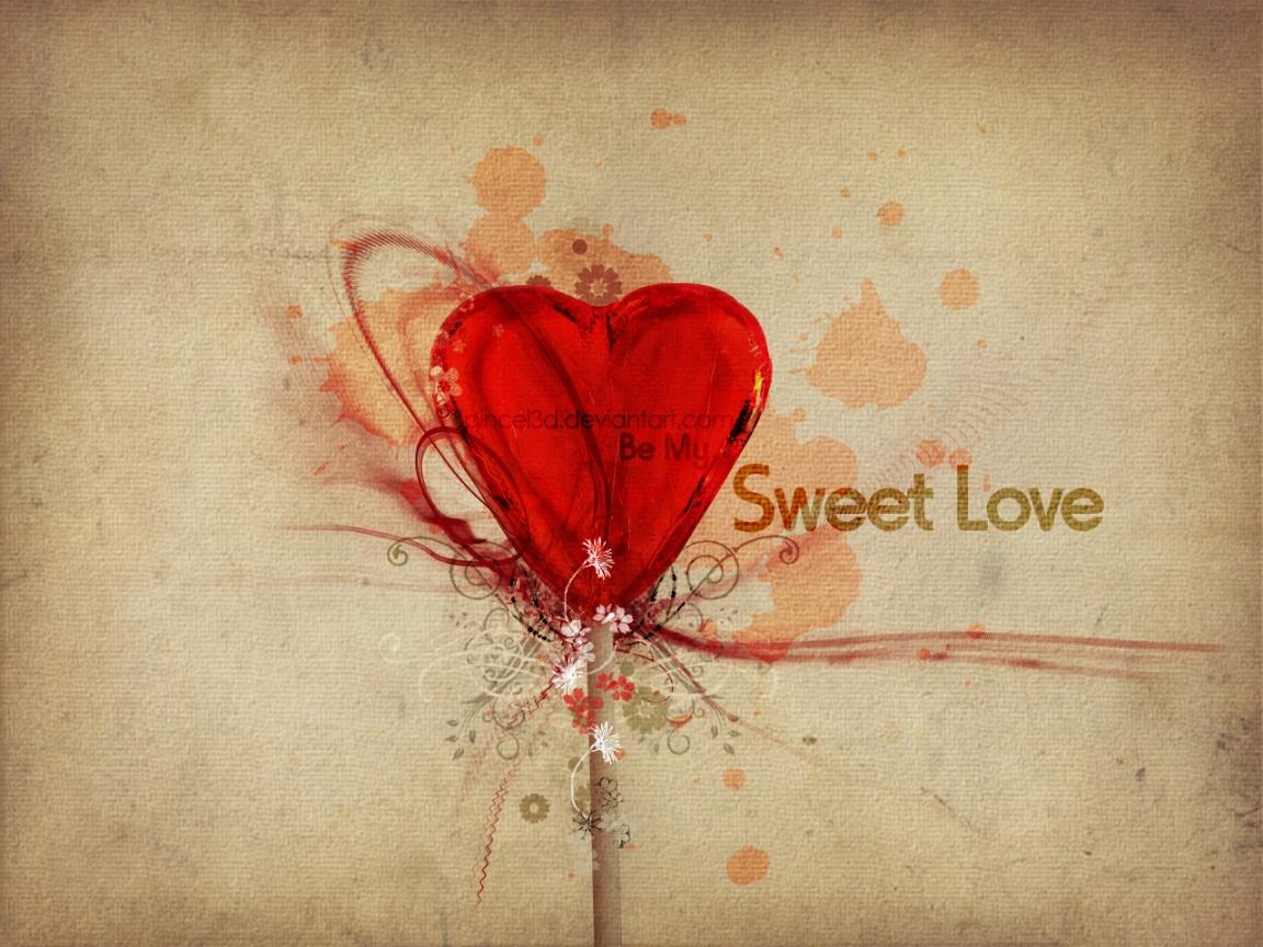 cute Love Wallpapers for Desktop - WallpaperSafari