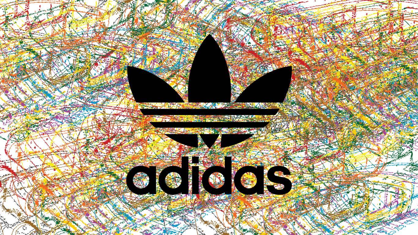cool adidas   Adidas Wallpaper 1366x768