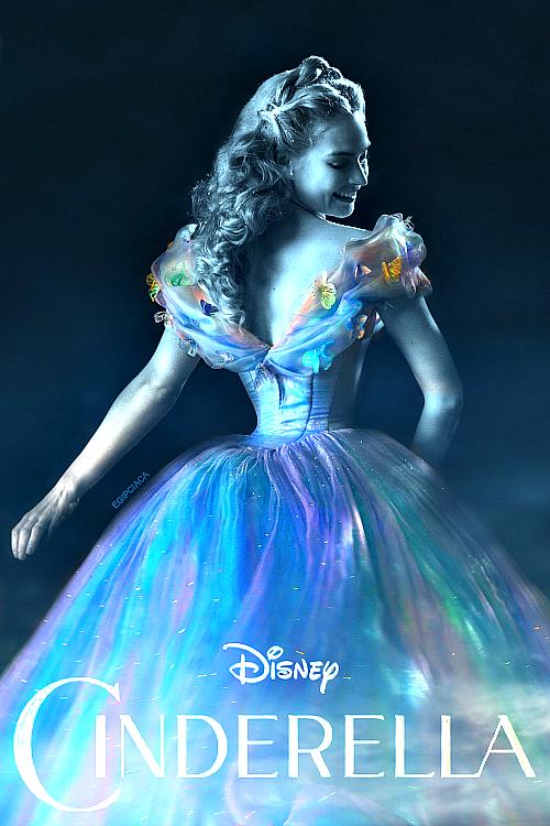 Live Action Cinderella Wallpaper - WallpaperSafari