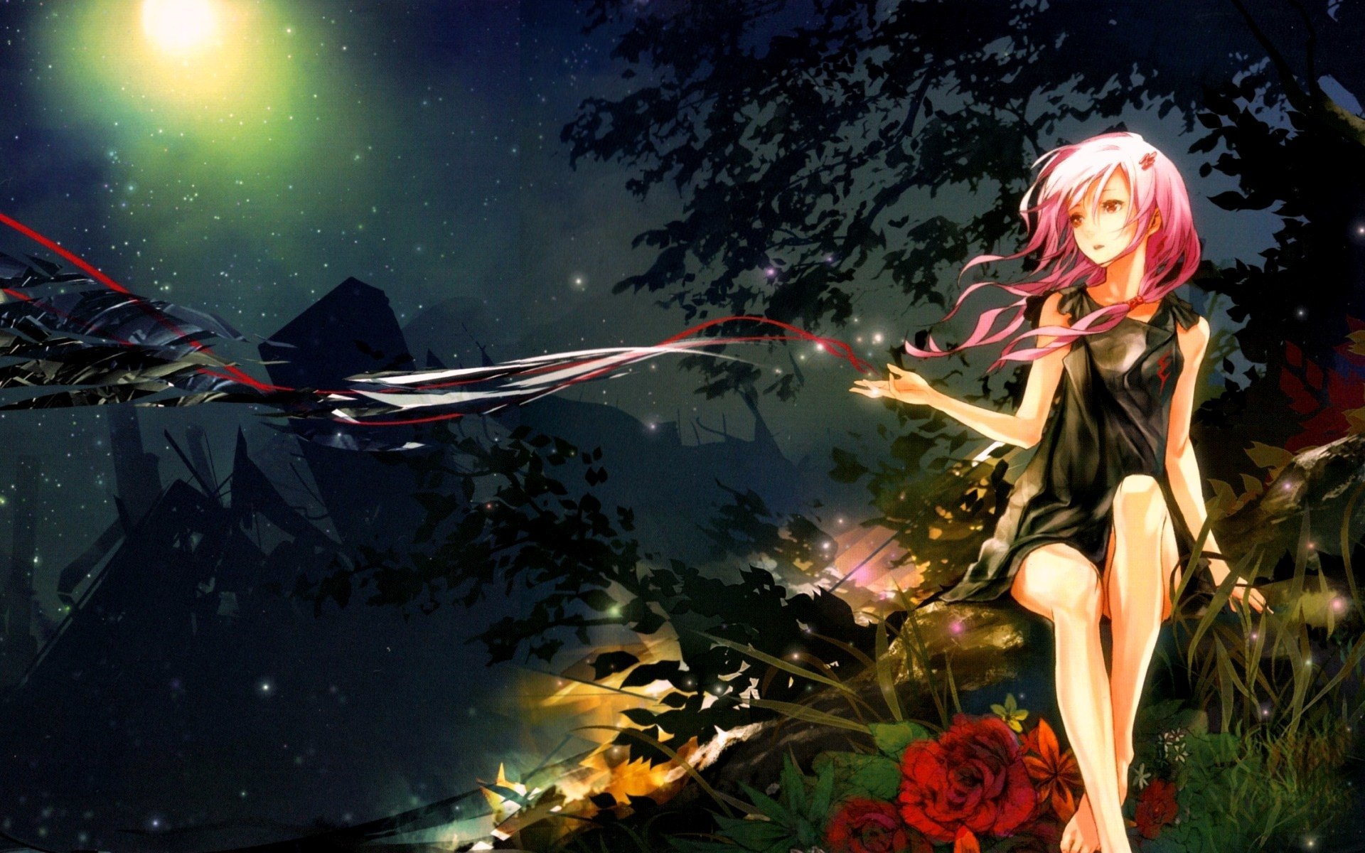 300 Guilty Crown HD Wallpapers Background Images 1920x1200