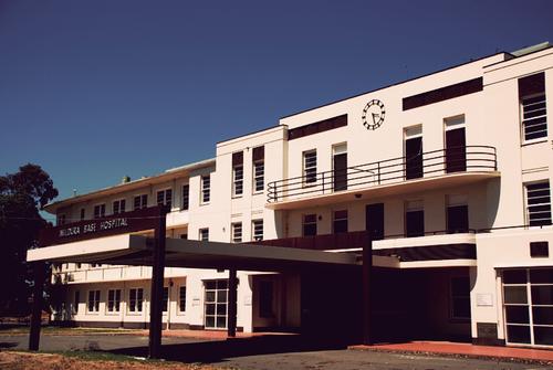 The old Mildura Base Hospital 1934 500x335