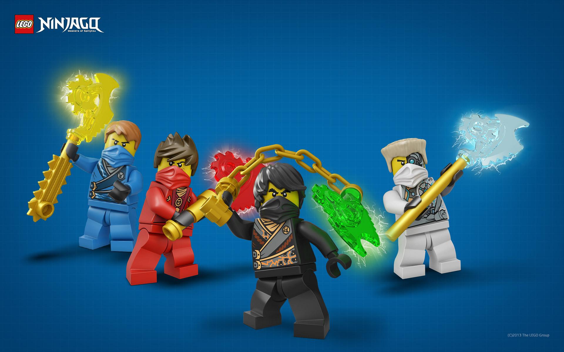 Lego Ninjago 2015 Lego 1920x1200