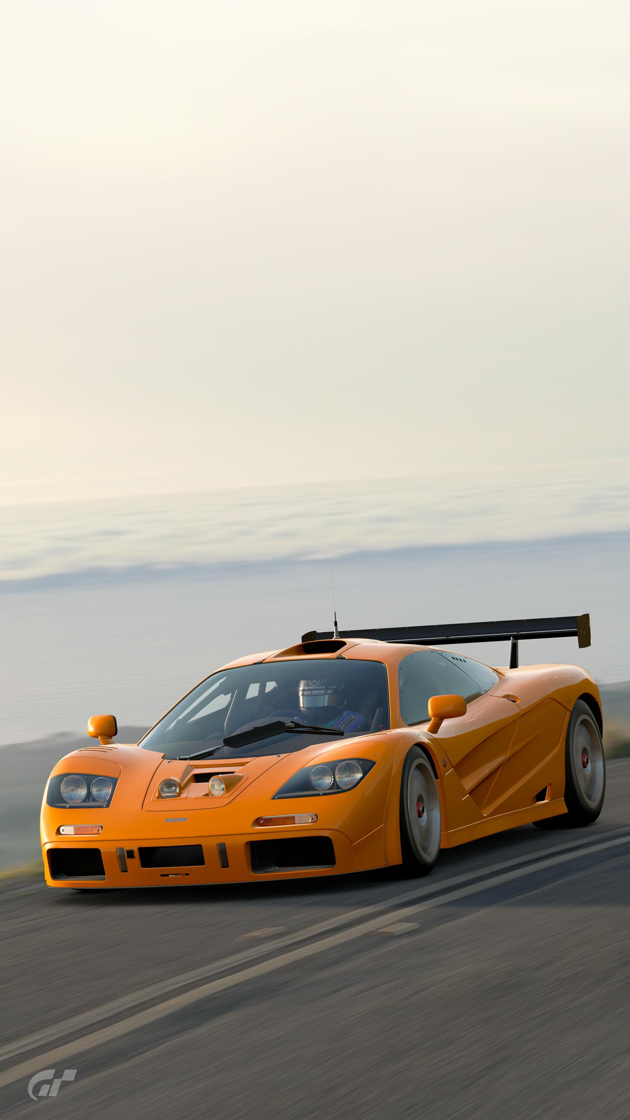 McLaren F1 LM wallpaper for phone hope you like it granturismo 2160x3840