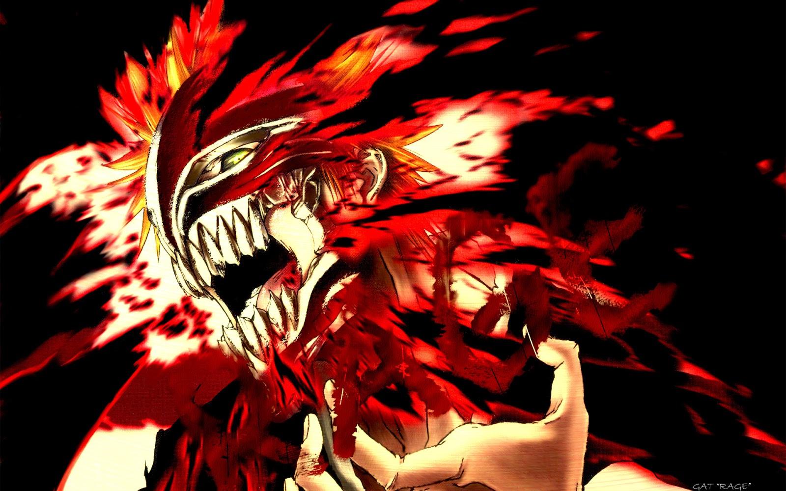 Kurosaki Ichigo Vizard 7 Wallpapers Your daily Anime 1600x1000