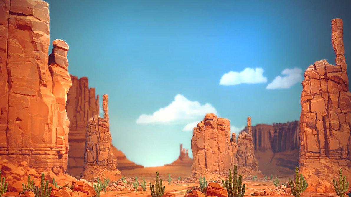 Rochard Wallpaper   Arizona Scene by StMan 1191x670
