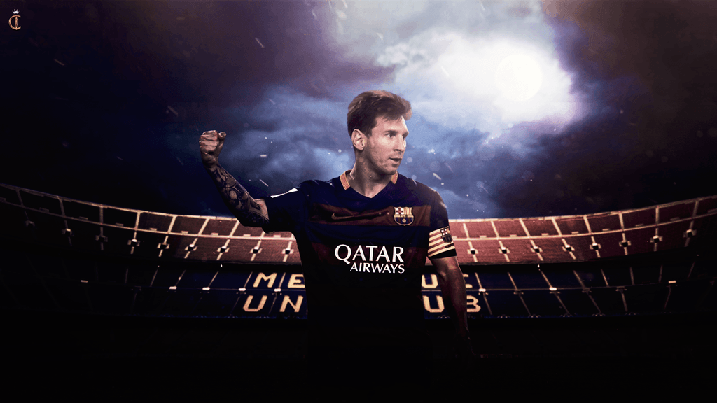 Lionel Messi Wallpapers 2016 1024x576