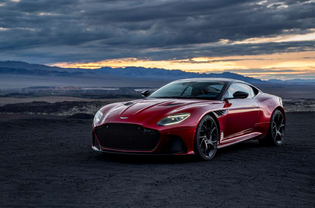 DBS Superleggera Aston Martin United Kingdom 1080x716