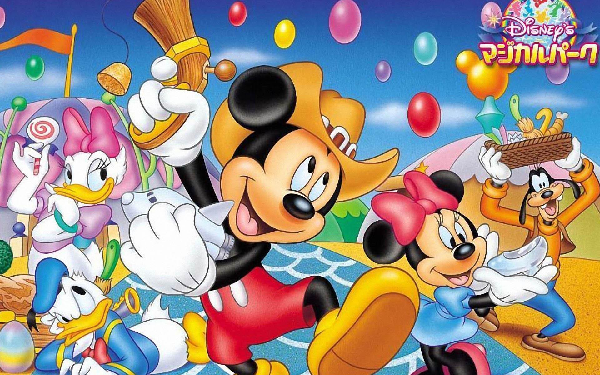 Mickey Mouse Carpet HD Desktop Wallpapers digitalhintnet 1920x1200