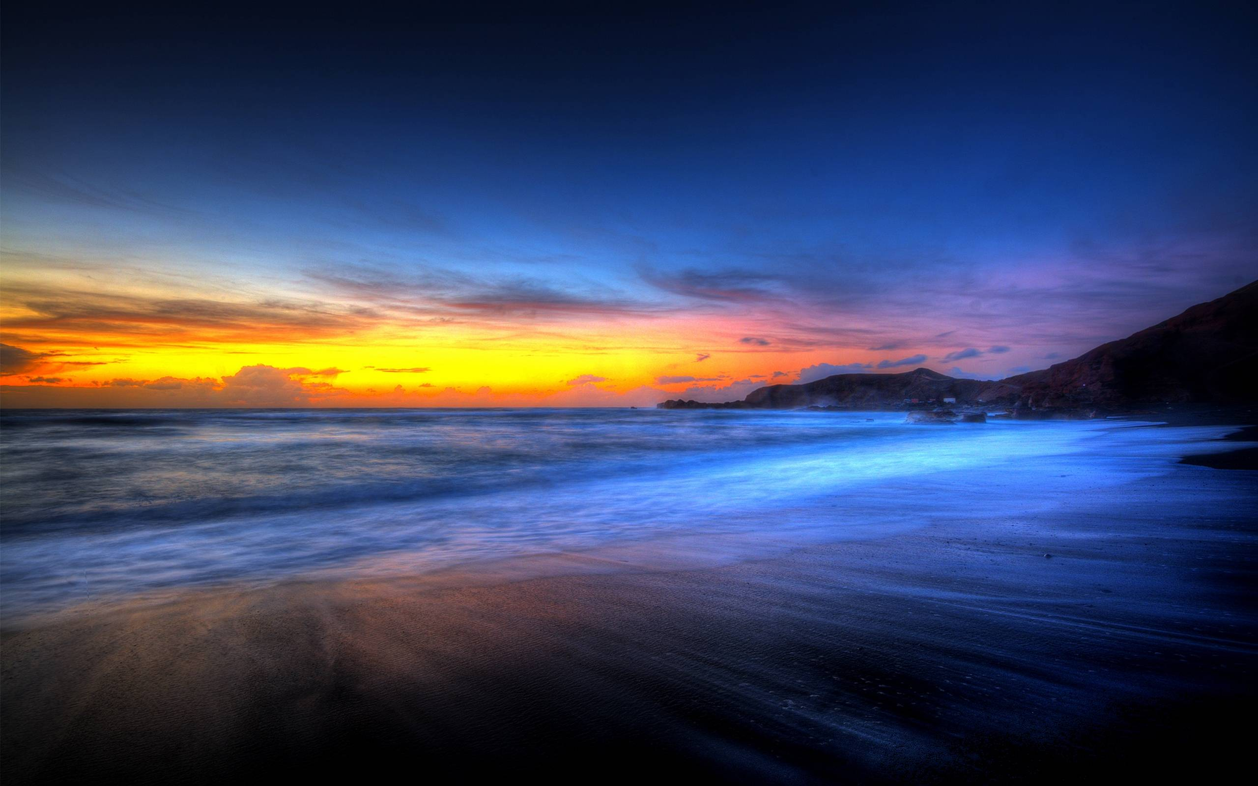 Beautiful Sunset Wallpapers 2560x1600