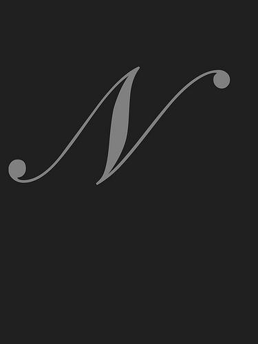 letter n wallpaper