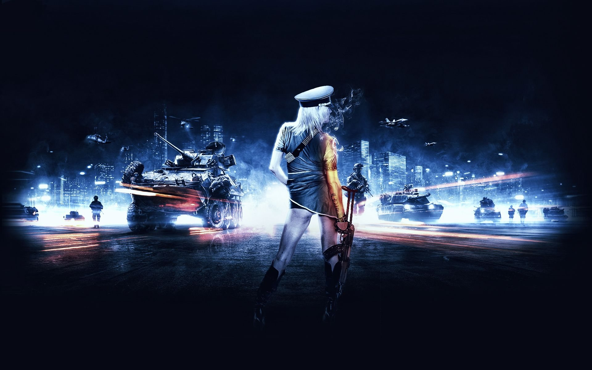 Battlefield 3 Soldier Full HD Desktop Wallpapers 1080p 1920x1200