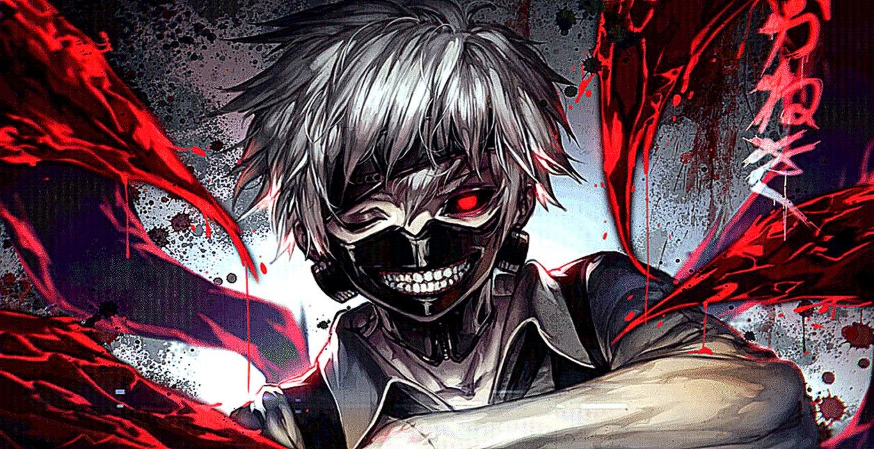 [48+] Tokyo Ghoul Wallpaper 1600x900 on WallpaperSafari