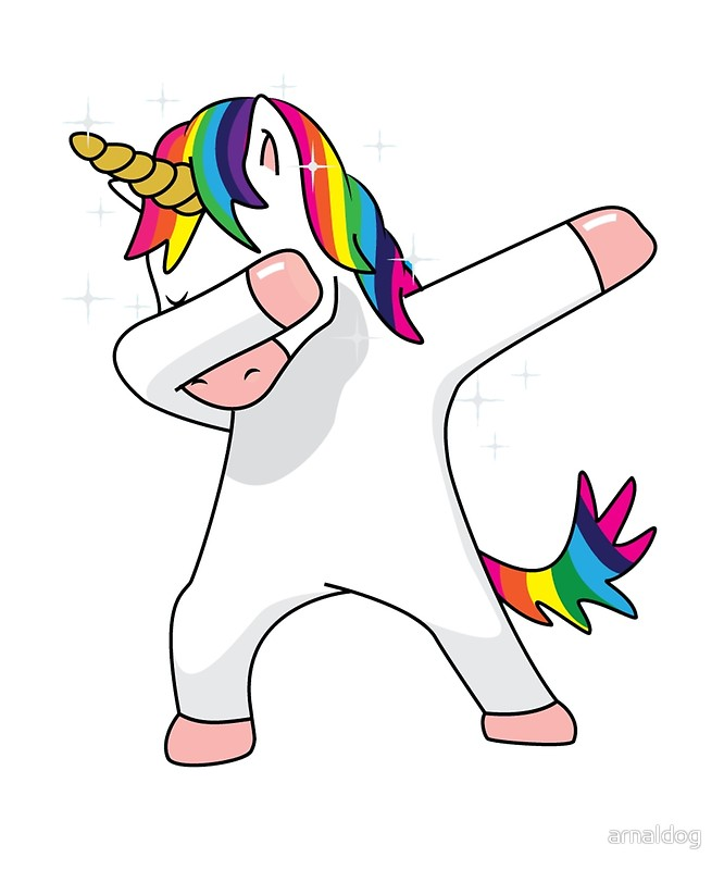 Unicorn Dab Shirt Dabbing Funny Magic Hip Hop T Shirt For 666x800