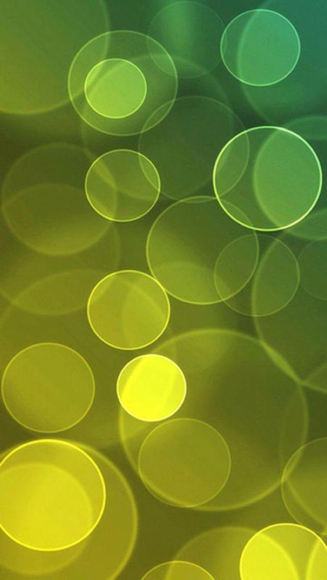 Green Bubbles Wallpapers HD