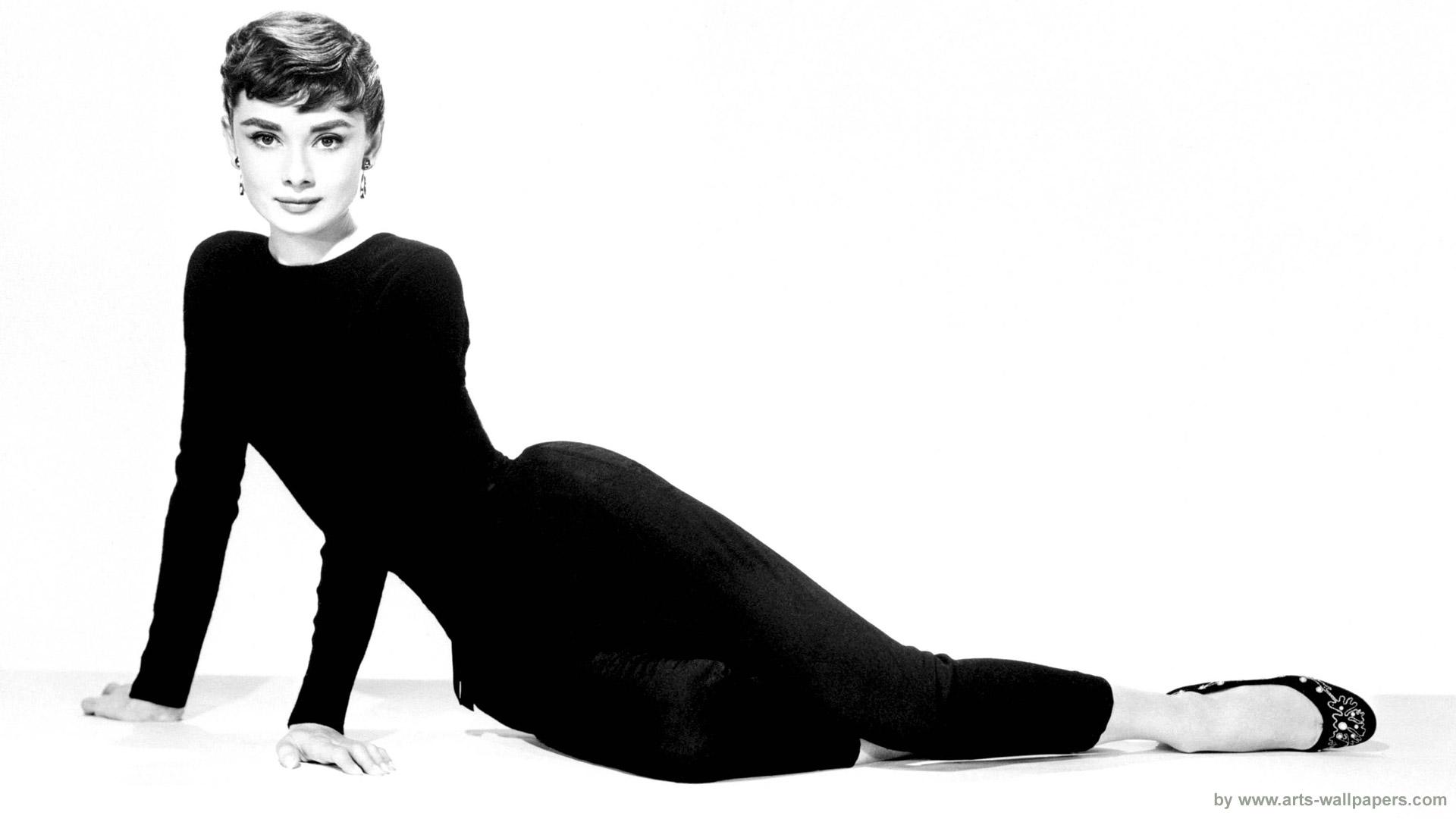 Audrey Hepburn 1920 x 1080 Desktop Wallpapers Full HD Widescreen 1920x1080