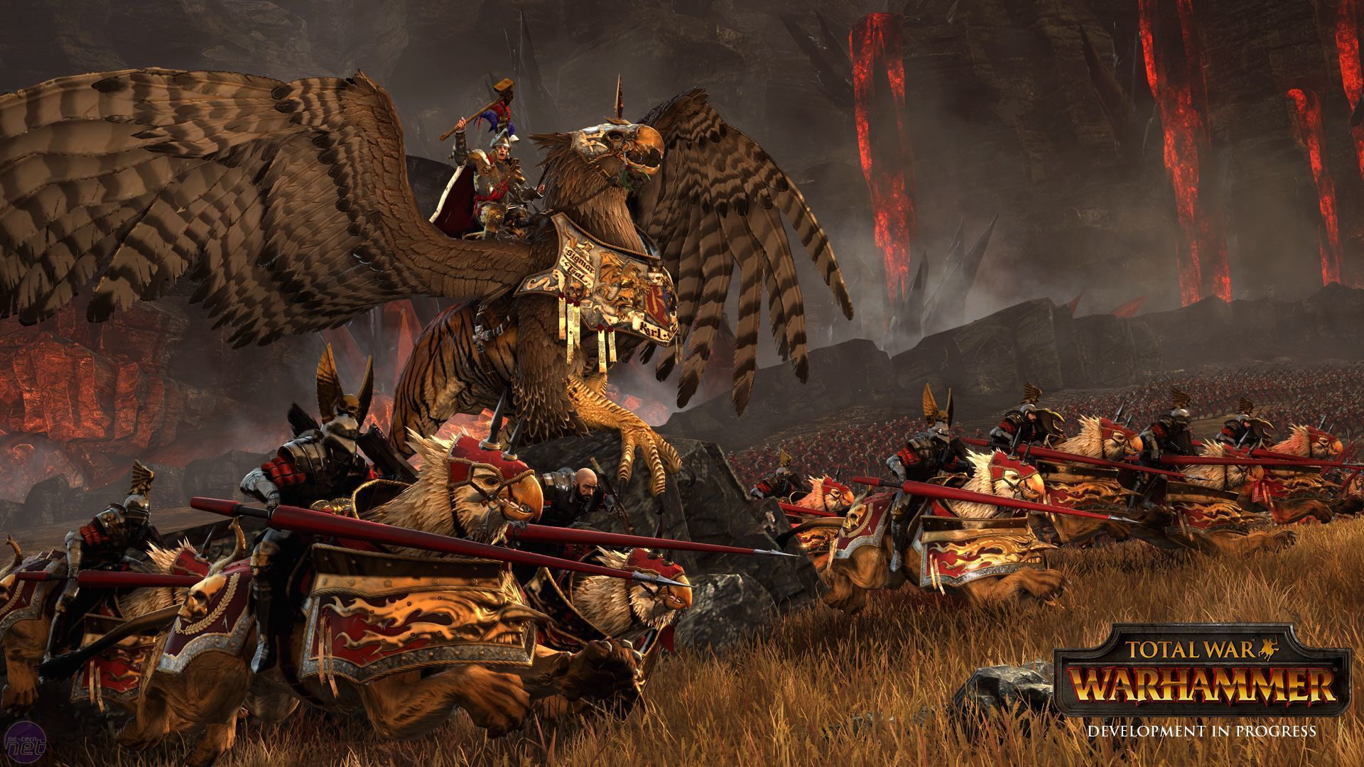 Obviously the other thing with Warhammer is its turn based Total War 1920x1080