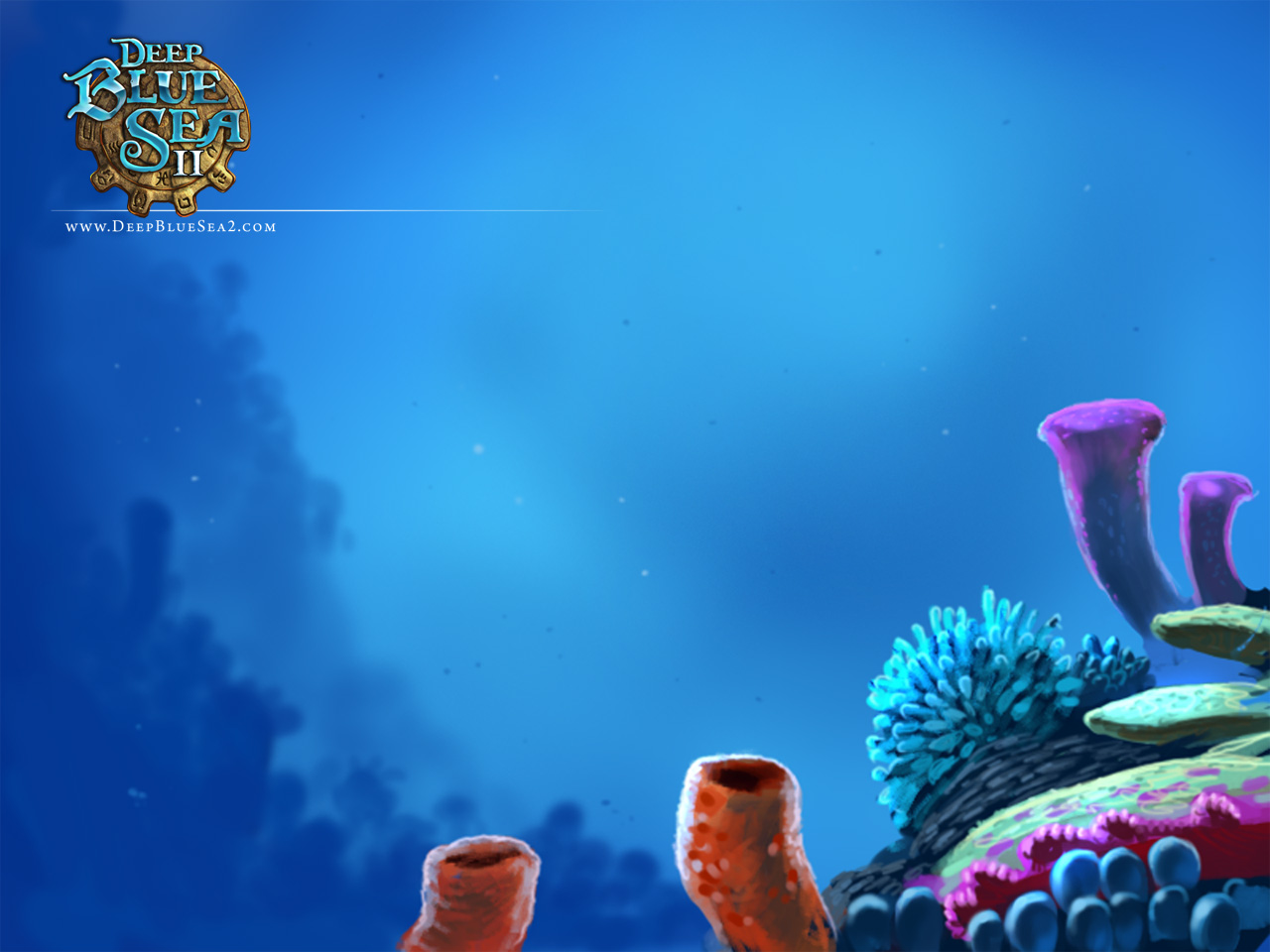 Deep Sea Desktop Wallpaper - WallpaperSafari