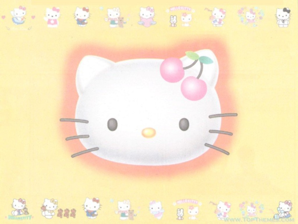 Hello Kitty   Hello Kitty Wallpaper 182141 1024x768