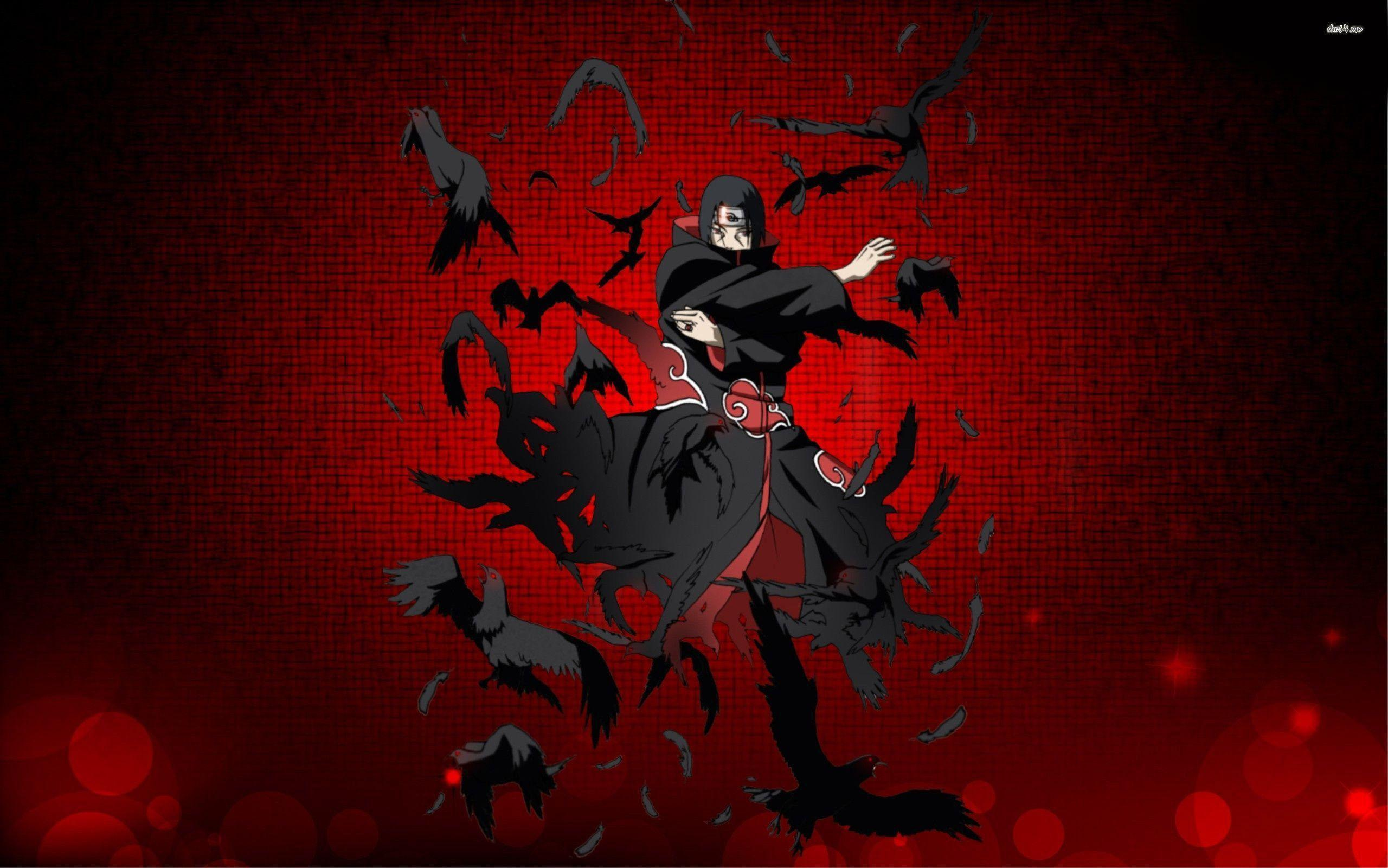 77+] Itachi Wallpapers on WallpaperSafari