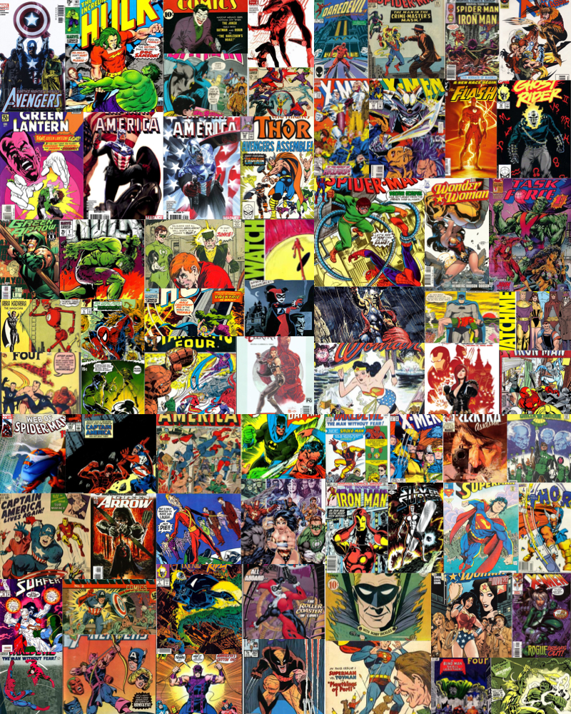 comic book cover wallpaper wallpapersafari