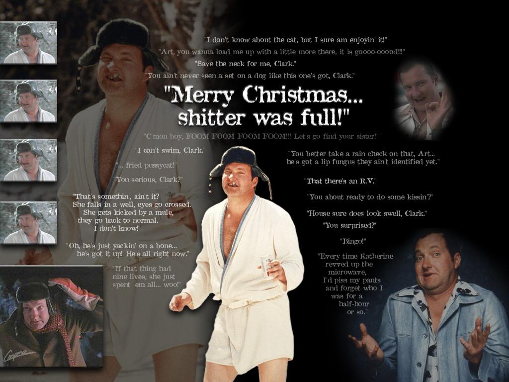 Christmas Vacation - National Lampoons ChristmasVacation Wallpaper ...