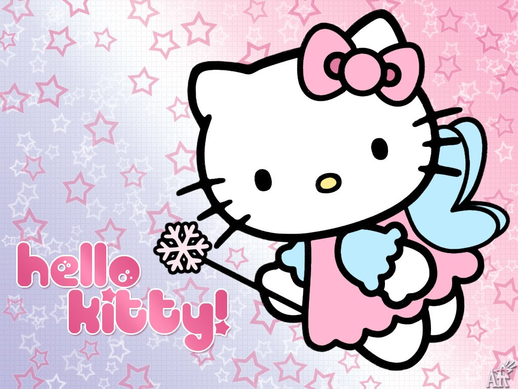 Plant Desktop Wallpapers Gallery Pink Hello Kitty Desktop Wallpapers 1024x768