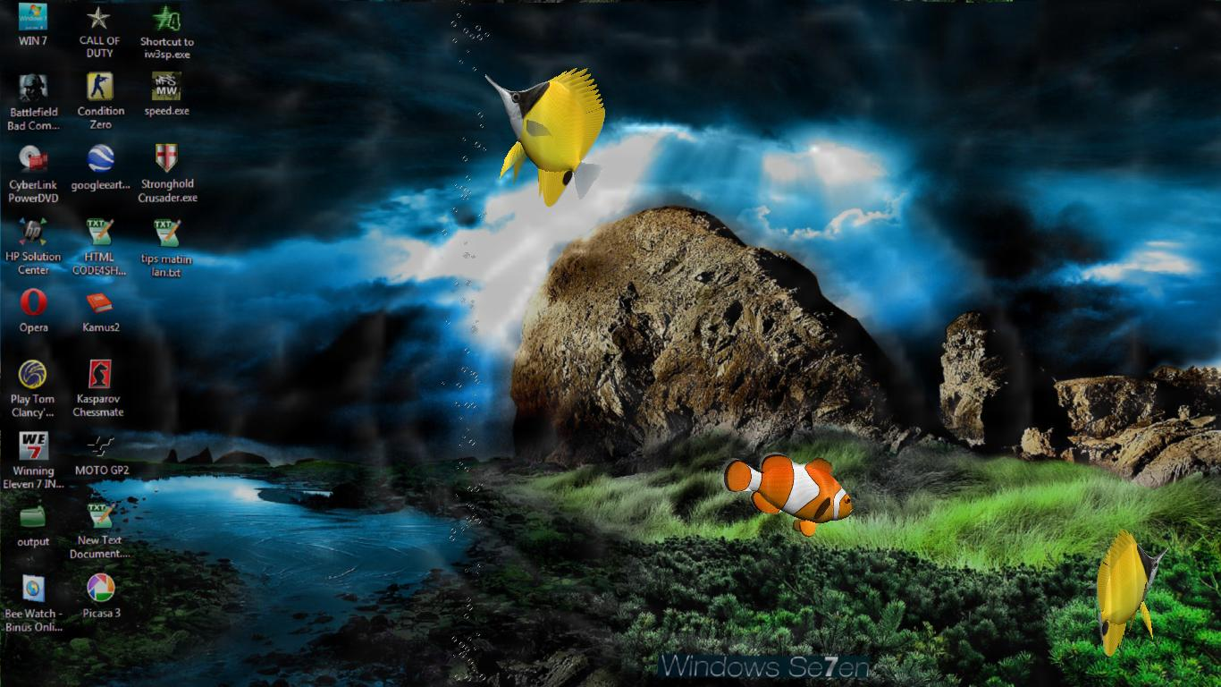 WALLPAPER 3D ANIMATED 3D SCREENSAVER ANIMATED   Share Everything by 1366x768