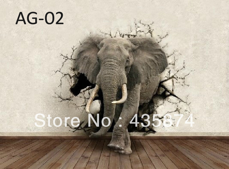 canvas Large mural wallpaper wall background home decor free shipjpg 747x551