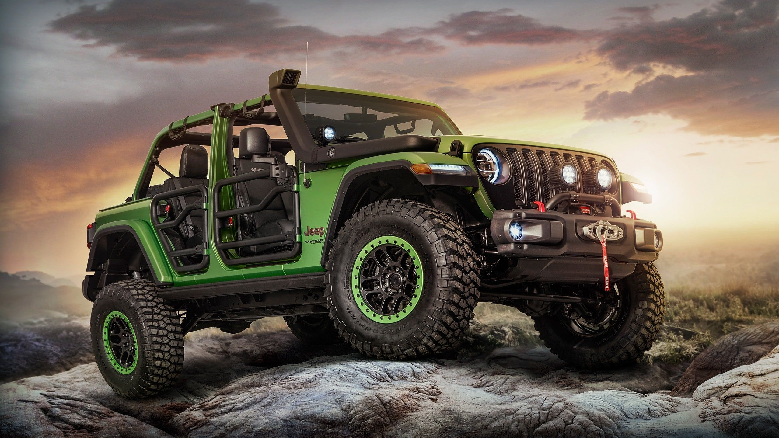 Jeep 4K Wallpapers   Top Jeep 4K Backgrounds   WallpaperAccess 2560x1440
