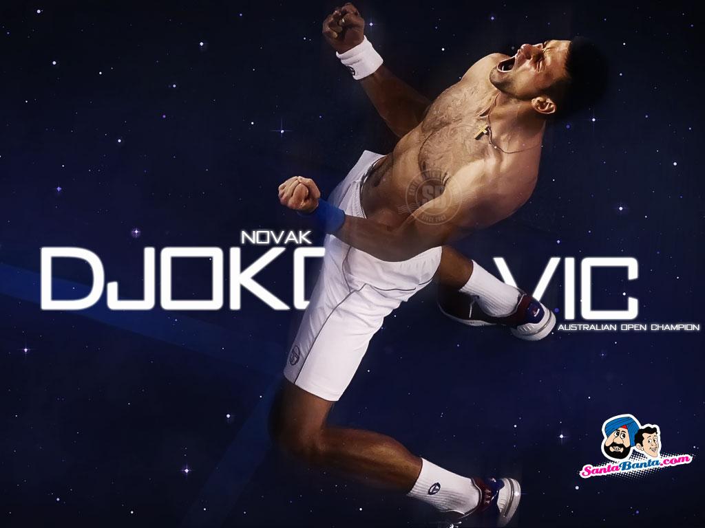 Novak Djokovic Wallpaper 10 1024x768