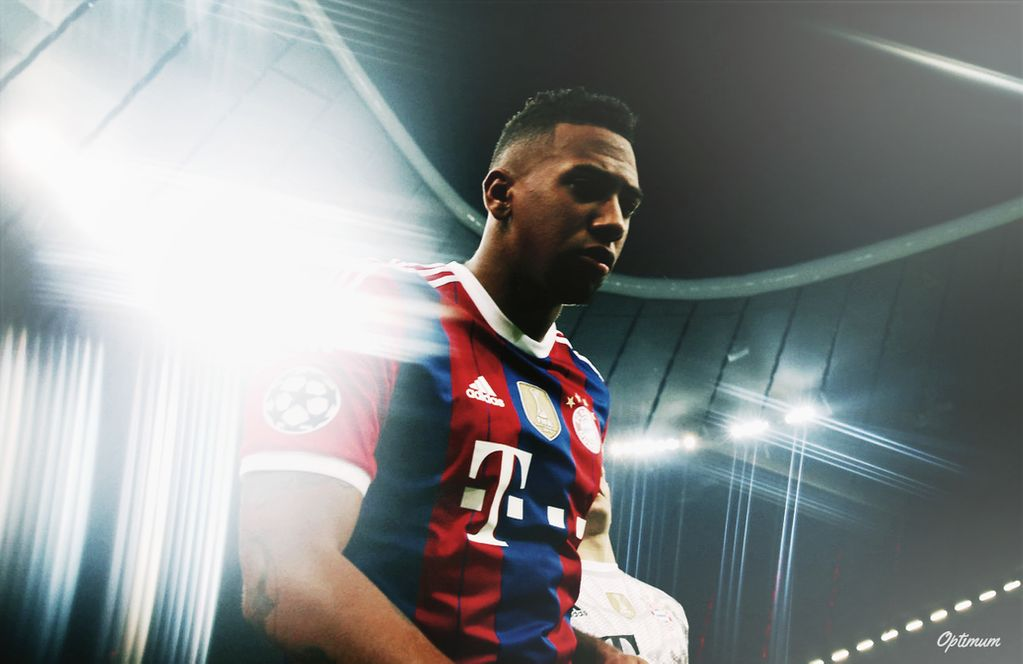 Jerome Boateng Wallpaper by optimumvectorART 1024x664