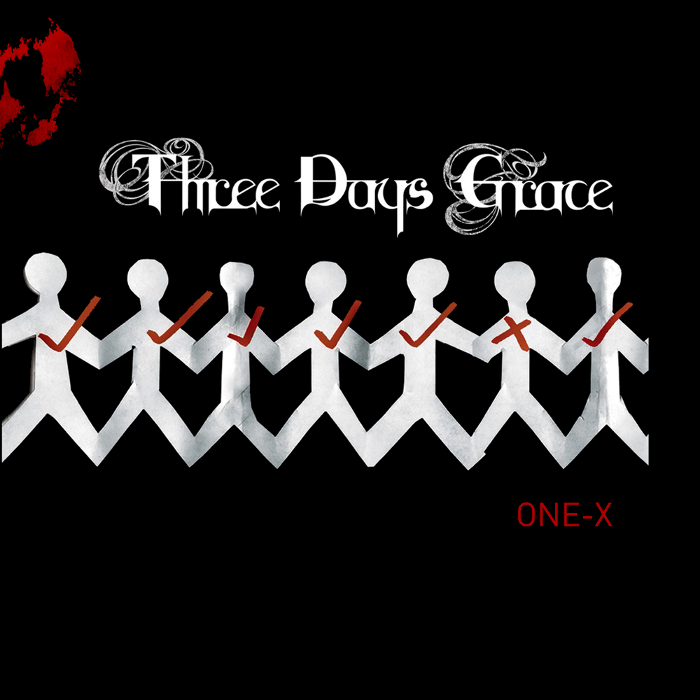Three Days Grace Music fanart fanarttv 1000x1000