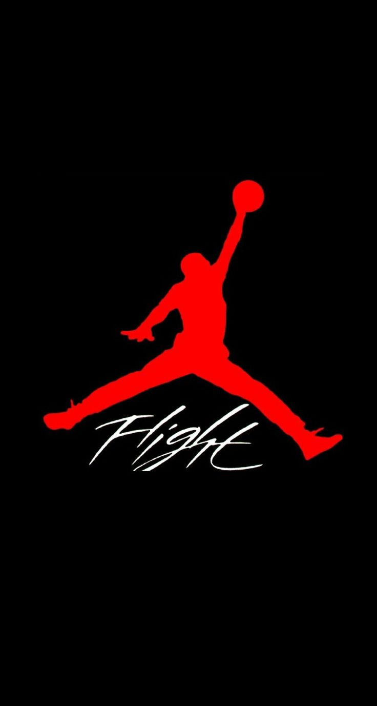 Jordan flight wallpaper wallpapersafari - Jordan jumpman logo wallpaper ...