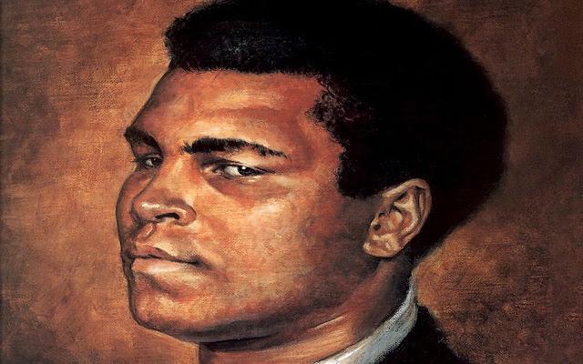 Muhammad Ali Great Boxer Download 640x400