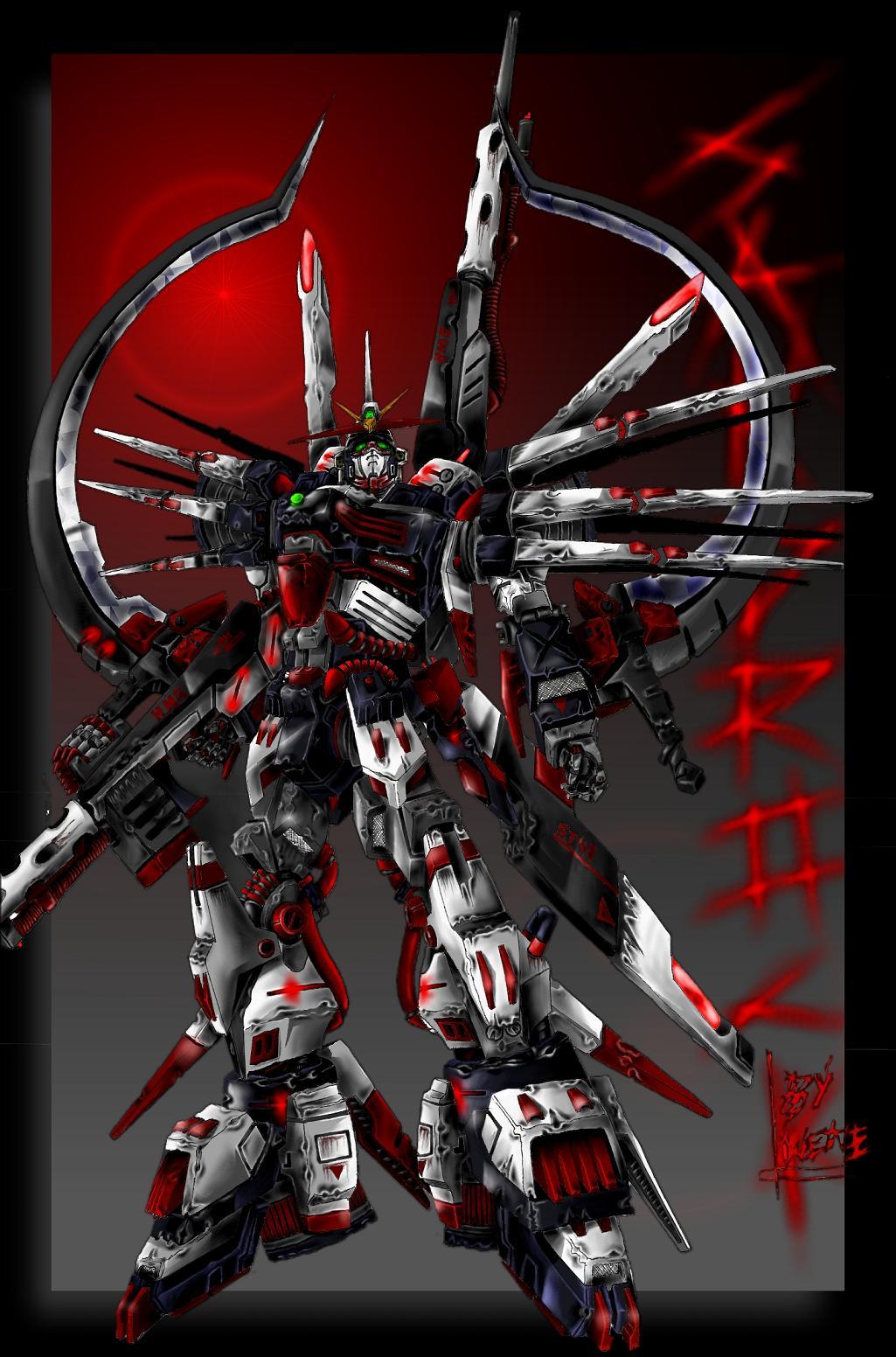 Gundam Wing Wallpaper - WallpaperSafari