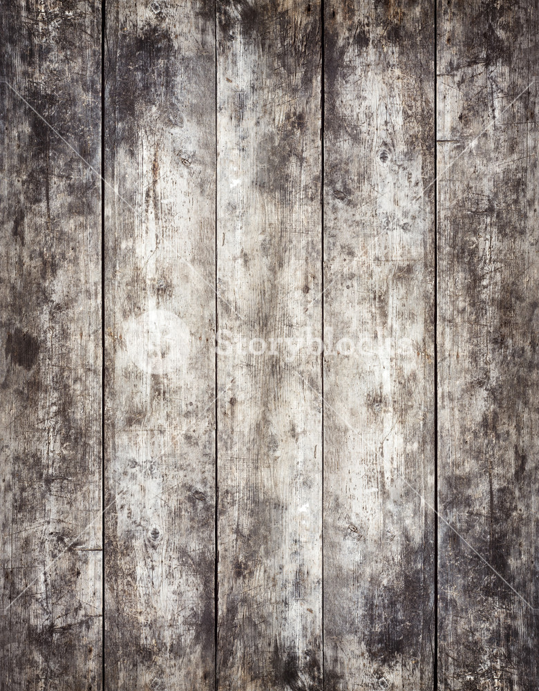 Old stained wooden board background plank with texture empty 780x1000