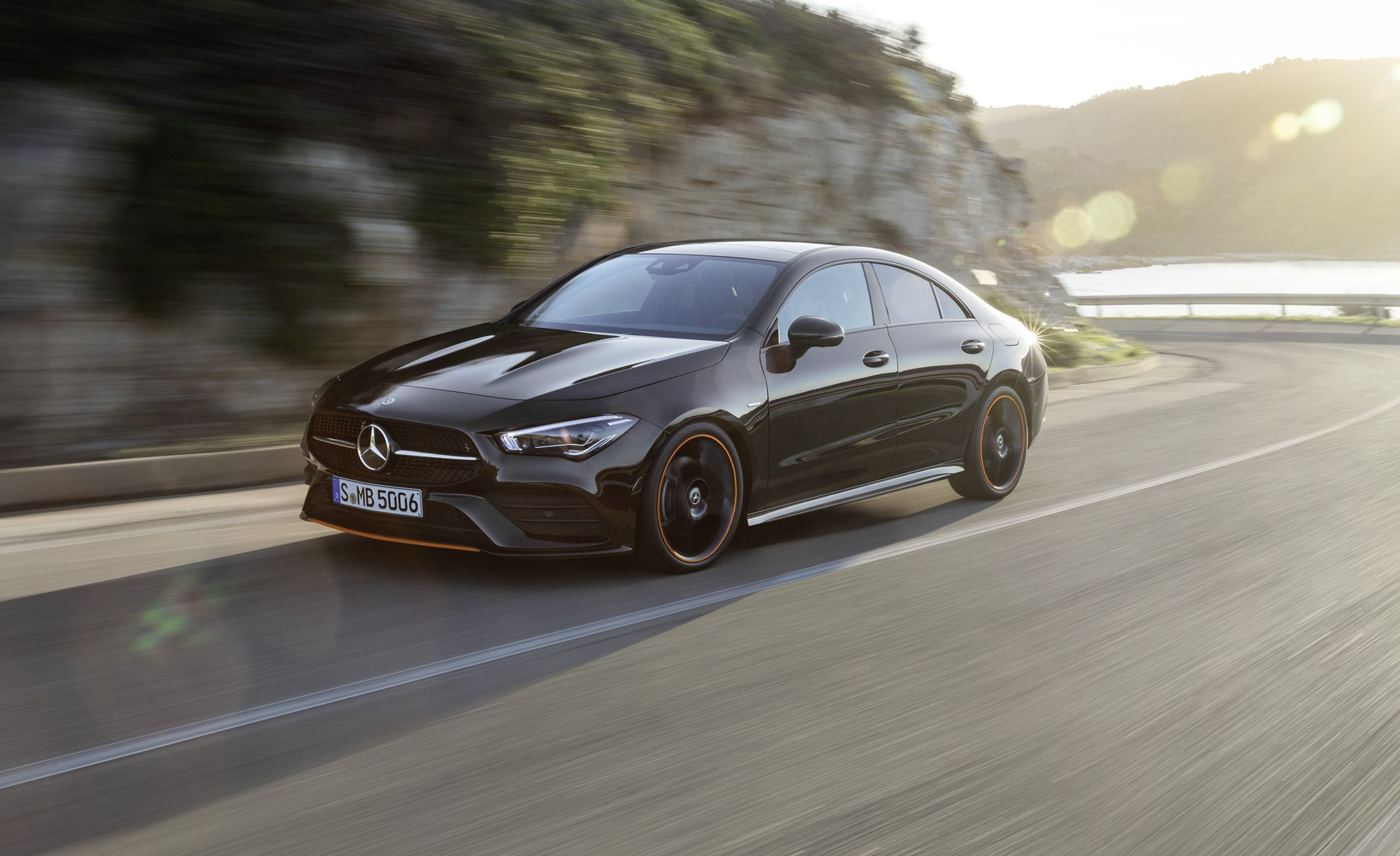 2020 Mercedes Benz CLA   New Compact Four Door Coupe 2250x1375
