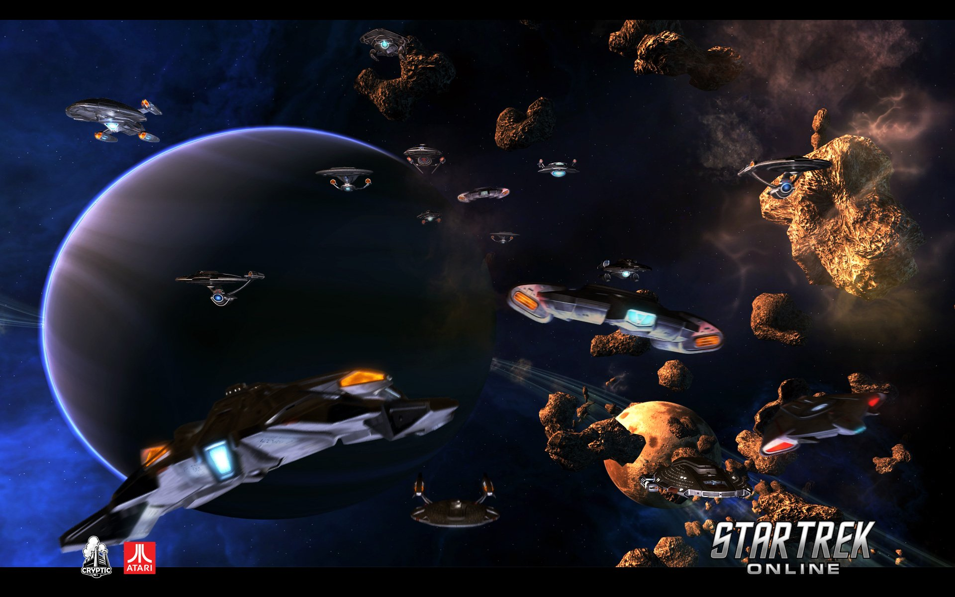 about star trek online in star trek online the star trek universe 1920x1200